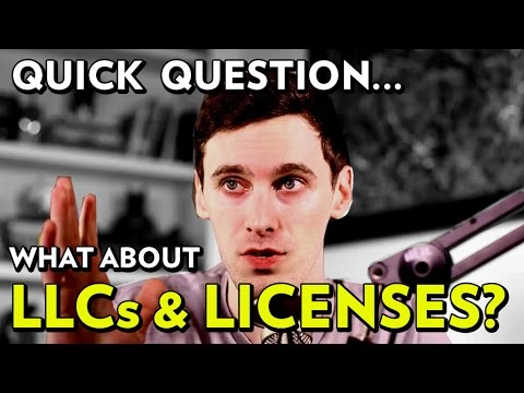 Do I Need an LLC or License to Get Started? | Quick Questions from New Entrepreneurs