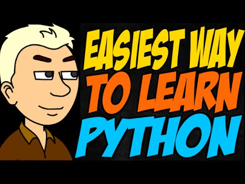 Easiest Way to Learn Python