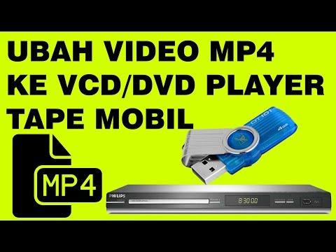 Xxx Mp4 Cara Convert Mengubah Video MP4 Agar Bisa Diputar Di VCD DVD Player Tape Mobil 3gp Sex