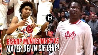 Mater Dei UPSET By Ethan Thompson & Bishop Montgomery In CIF Championship!! Full Highlights