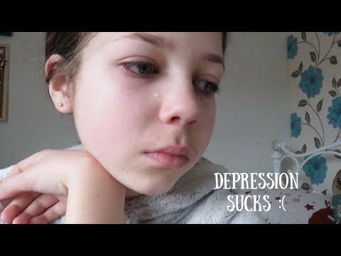 DEPRESSION SUCKS :( | Vlogmas