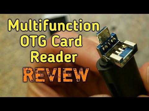 Review of the Vogek Multifunction OTG Card Reader