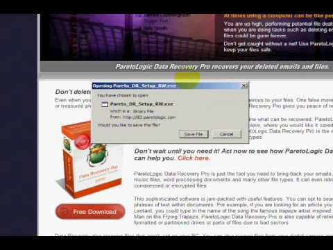 How To Recover Erased Files - Yes It's Possible