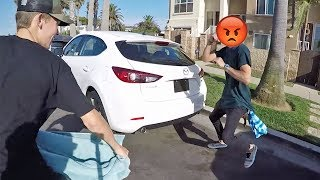 ANGRY MAN TRIES TO FIGHT ME!