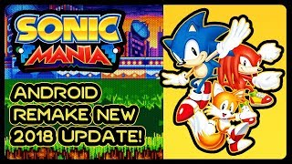 Sonic mania android sonic  Exe mod! Link in the description
