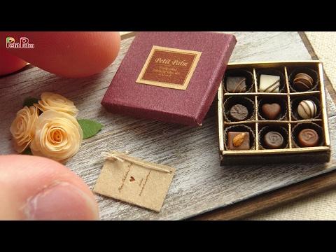 Miniature Chocolate / DIY - Petit Palm
