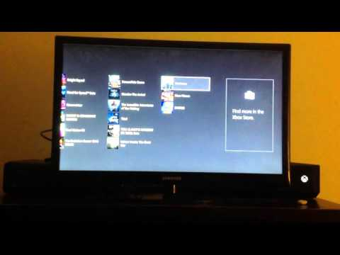 Game Share Xbox One
