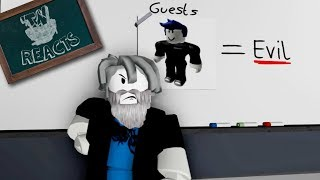 THE LAST GUEST 2 (The Prodigy) - A Sad Roblox Movie (Reaction) #1 | Think Reacts