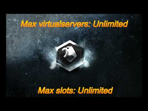 TeamSpeak Unlimited License Hosting Provider