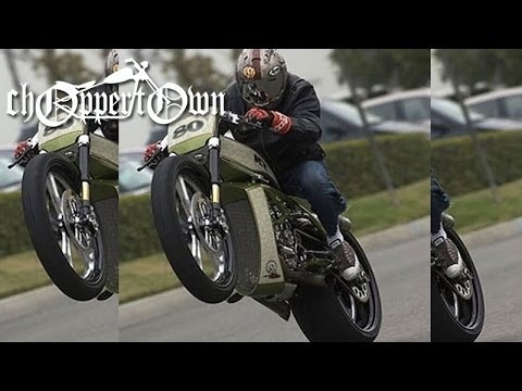 Roland Sands: New Blood (motorcycle video by Roland Sands Design)