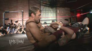 AMBITION: Bryan Danielson (Daniel Bryan) vs Tommy End (Aleister Black) - shoot style wrestling