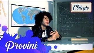 Provini: Schiavone, Ricci, Piccamiglio, Pinzolo, Sogni - Il Collegio 4