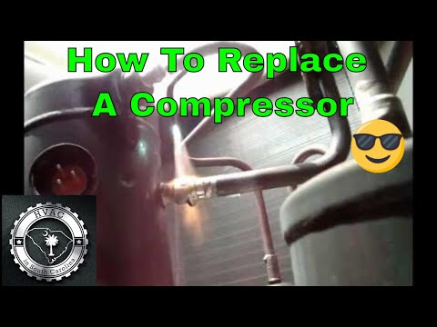 How To Replace A Compressor