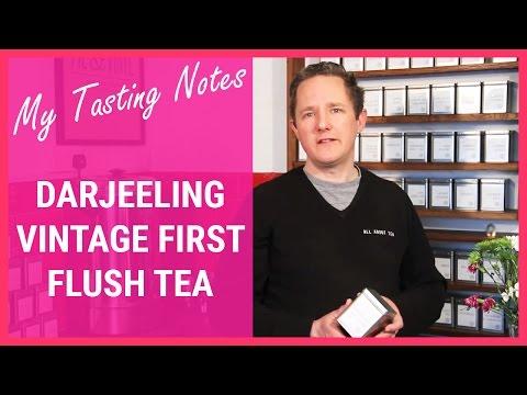 Tea Descriptions - Darjeeling Vintage First Flush TTV#44