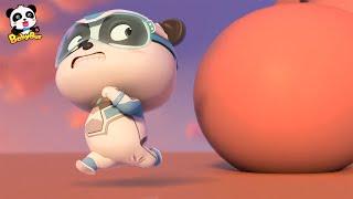 Run!Super Panda Kiki   Super Panda Rescue Team 4   Kids Cartoon   Babies Videos   BabyBus