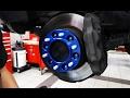 DIY: Wheel Spacers on Toyota FJ Cruiser