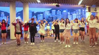 PUBLIC KPOP RANDOM DANCE CHALLENGE PARTY in hong kong