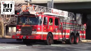 One Hour of Best of Fire Trucks and Ambulances Responding (2017)