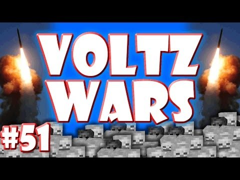 Voltz Wars #51 Returning To The Space Station!