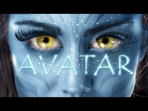 Avatar Na'vi - Photoshop CS6 Tutorial