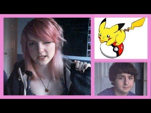 I'm sick ;_; Pokémon noises