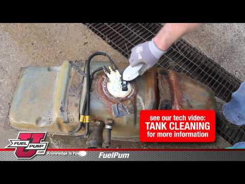 How to Install Fuel Pump Assembly E3943M in a 1997 - 2000 Chevrolet S10 Truck