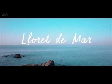 Lloret de Mar, Castell de Sant Joan, Gerona. Rescuebcn Mavic pro 4k Dron drone