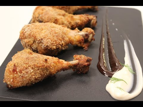 Crispy Chicken Legs | Sanjeev Kapoor Khazana