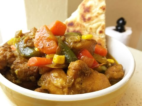 Easy Curry Chicken Vegetable Stew
