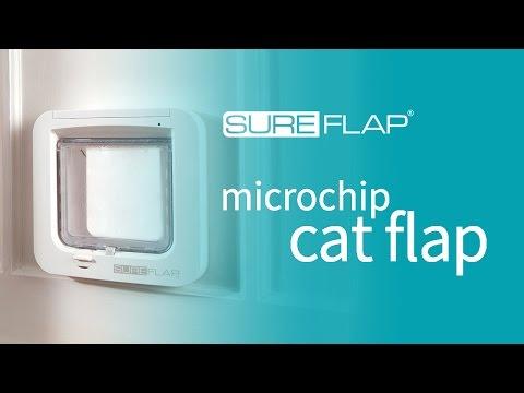 Setting Up Your SureFlap Microchip Cat Flap