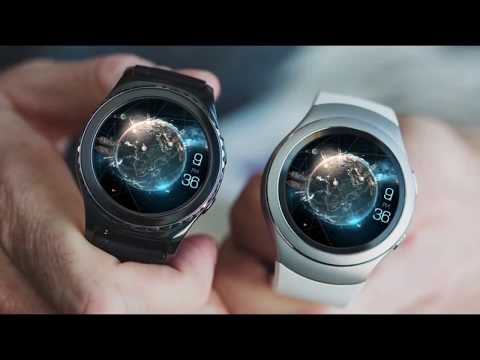 BFF : Animated Earth Technology digital watch face for gear S2,S3