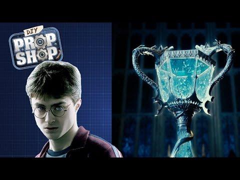 Triwizard Cup - Harry Potter - DIY PROP SHOP