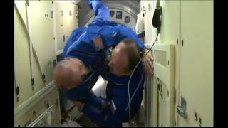 ISS Expedition 54-55 Docking, Hatch Opening and Welcome Activities