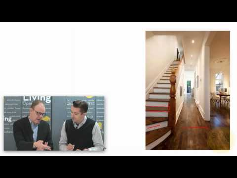 How to Detail Closed Stairs
