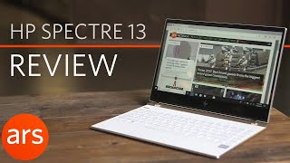 2017 HP Spectre 13: Top new features   Ars Technica