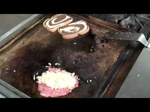 How to make a Reuben Sandwich