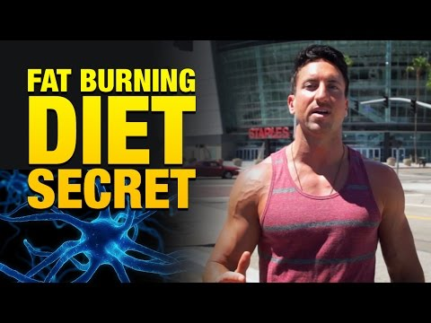 Fat Burning Diet Secret From A Male Fitness Model: What To Eat After A High-Carb Meal