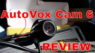 INDEPTH Review: AutoVox Cam 6 From Amazon -170 degree wide angle backup camera