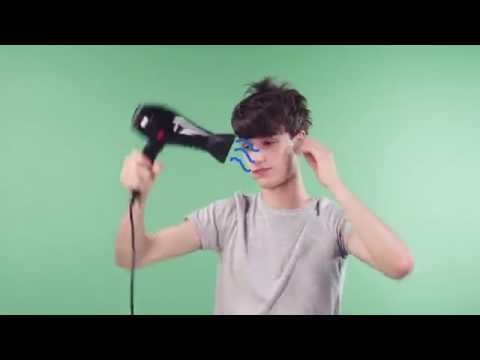 Messy hair / bed hair how to | ASOS Menswear grooming how to