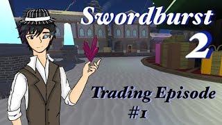 GIMME YOUR AURA! [EP 8] Swordburst 2 ROBLOX