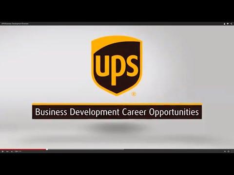 UPS Business Development Overview