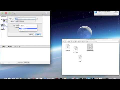Mac tutorial - faster shutdown & startup folder + how to make your mac say stuff