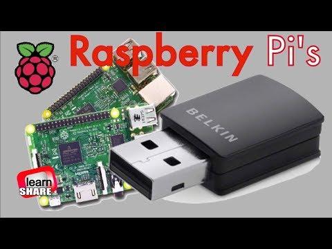 Install Setup Wifi on Raspberry Pi 2 1 - Belkin N300 Micro Wireless USB Adapter