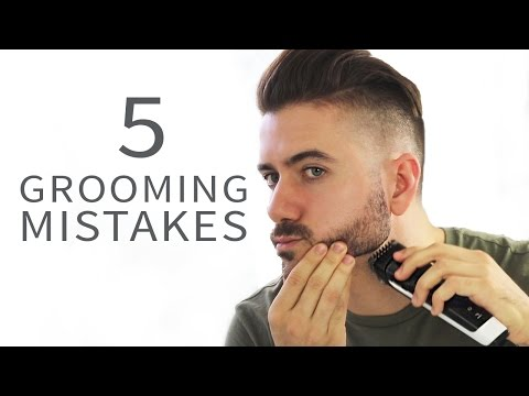 5 Grooming Mistakes Men Make | Facial Hair Tips For Men | Alex Costa