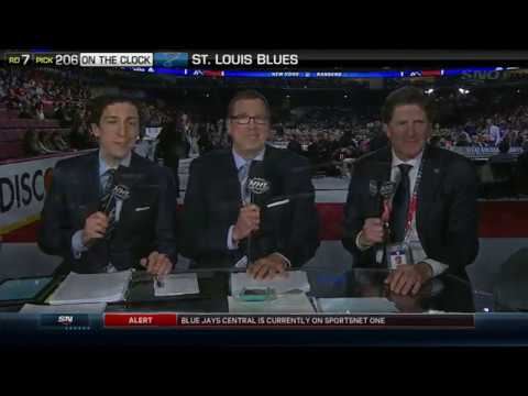 2017 NHL Draft: Mike Babcock with the NHL Network - June 24, 2017