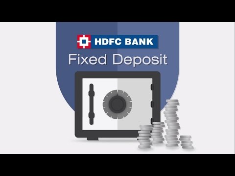 HDFC Fixed Deposit