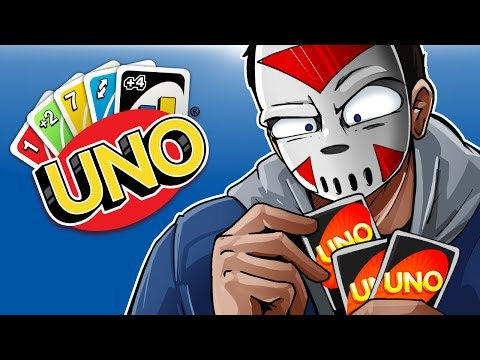 UNO - PLAYING UNO IN REAL LIFE! (2v2) Who's going to win?