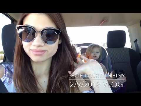 Vlog-San Diego Road Trip Car Vlog | Lexie Lauryn Heiny