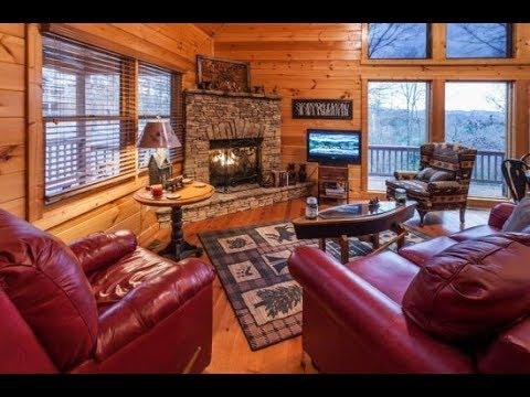 Blue Sky Cabin Rentals - Paradise Too - 3 bedroom cabin sleeps 6