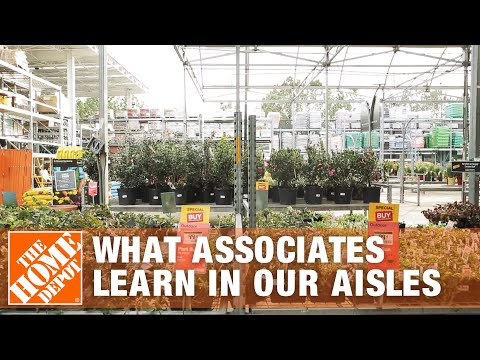 What Home Depot Associates Learn in Our Aisles